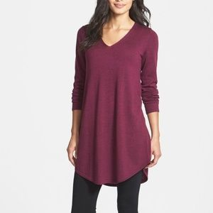 Eileen Fisher Merino Sweater Dress